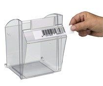 Scanner bar • label bar for BISTS6 parts storage cases