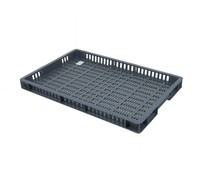 Euronorm crate 600x400x50 perforated