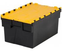 LOADHOG Mehrwegbehälter 600x400x365 gelb • 65 Liter