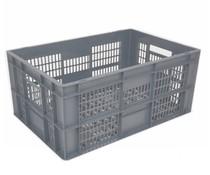Euronormbehälter • Gläserbehälter 600x400x290 durchbrochen