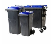 Waste and recycling containers