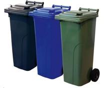 Conteneurs-poubelles à 2 roues