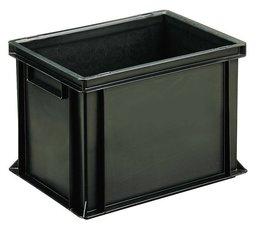 Eurobehälter 400x300x270 mm geschlossene Ausführung, geeignet für Versand, Lagerung und Schutz von elektronischen Bauteilen