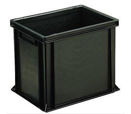 Eurobehälter 400x300x320 mm geschlossene Ausführung, geeignet für Versand, Lagerung und Schutz von elektronischen Bauteilen