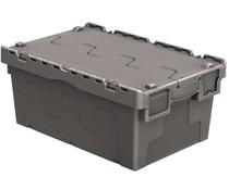 Bacs de distribution 600x400x265 gris • 46 Litres