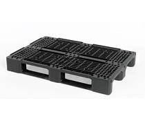 Plastic EURO pallet 1200x800x150 • heavy duty