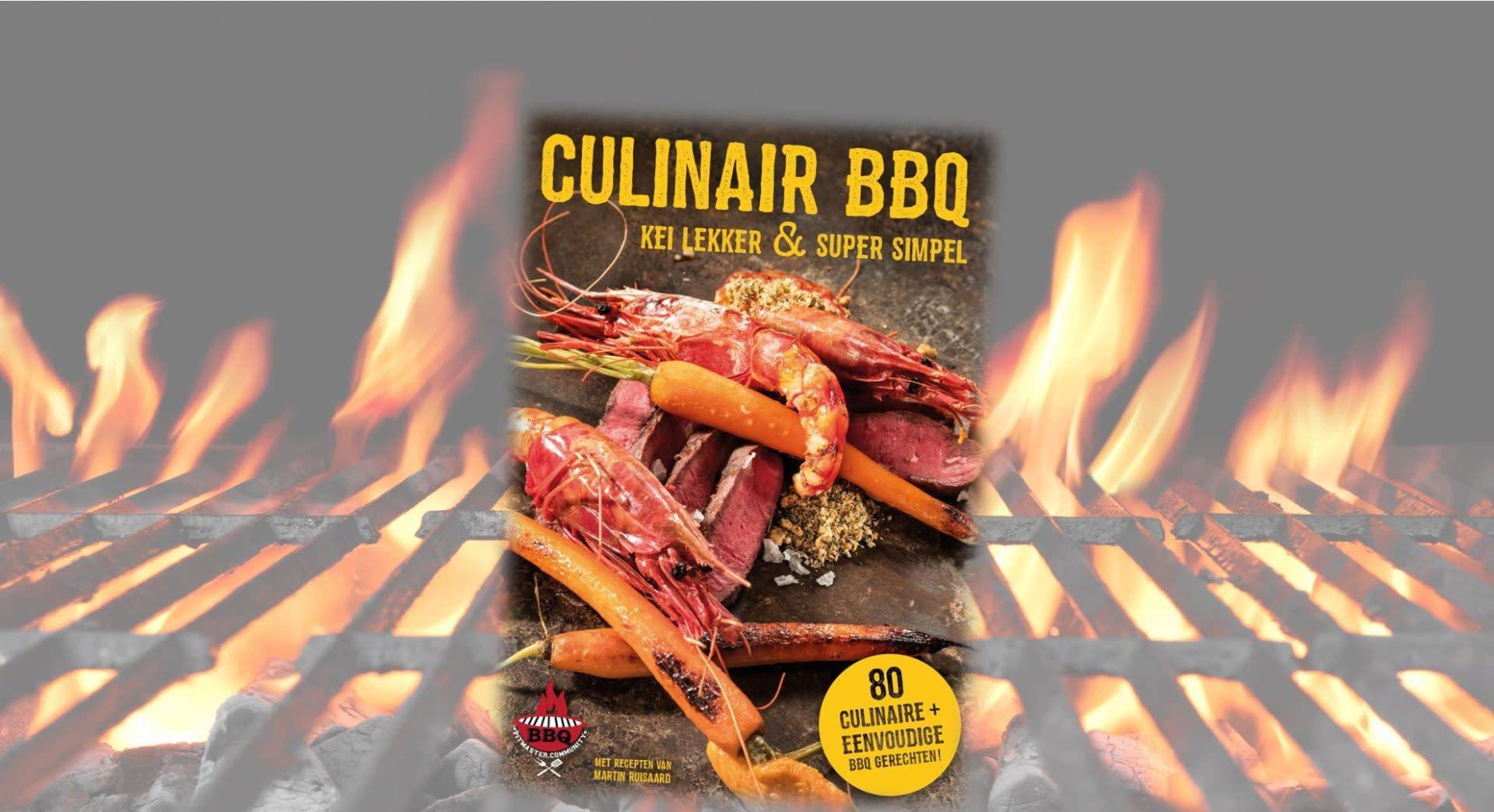 Culinair BBQ Kookboek met 8 speciaalbieren-2