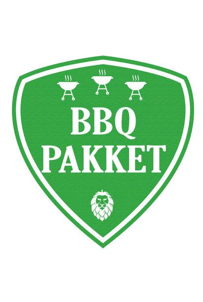 Culinair BBQ Kookboek met 8 speciaalbieren