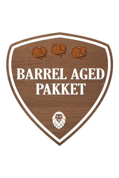 Barrel Aged bierpakket