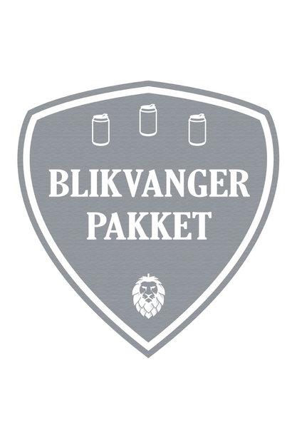 Bier in blik bierpakket