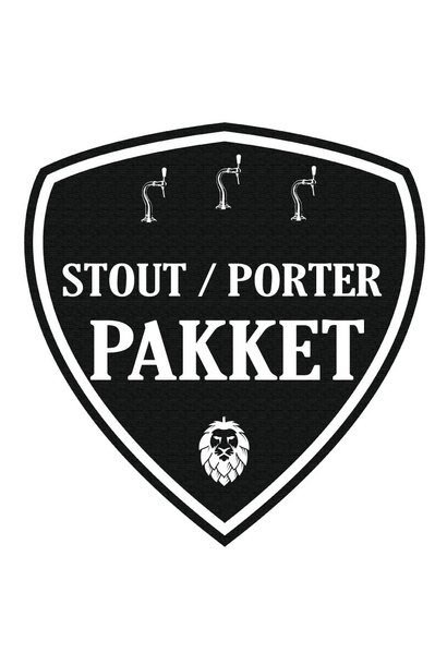 Stout en Porter bierpakket