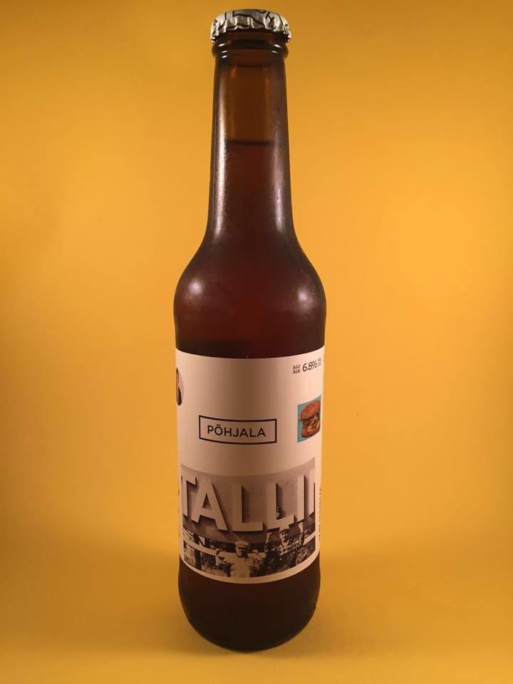 Pohjala Mutant Disco Herkomst: Tallin, Estland Deze witte IPA uit Estland heeft een troebele amberkleur. Zit hoog in zijn zuren en wordt door de brouwer als passend biertje gevonden bij een hamburger. Hiervoor heeft de chef uiteraard een recept geschreven. Dit bier is speciaal gebrouwen voor het 17-jarig bestaan van Mutant Disco, dit is het langst bestaande nachtfeest in de stad Tallin. Het bier bevat een alcoholpercentage van 6,8%. Advies serveertemperatuur: 4 graden.
