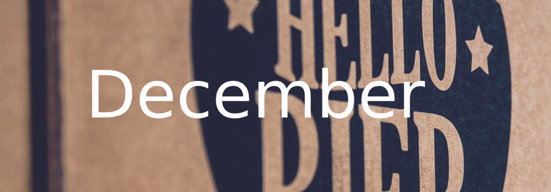 Speciaalbier – bierpakket december 2016