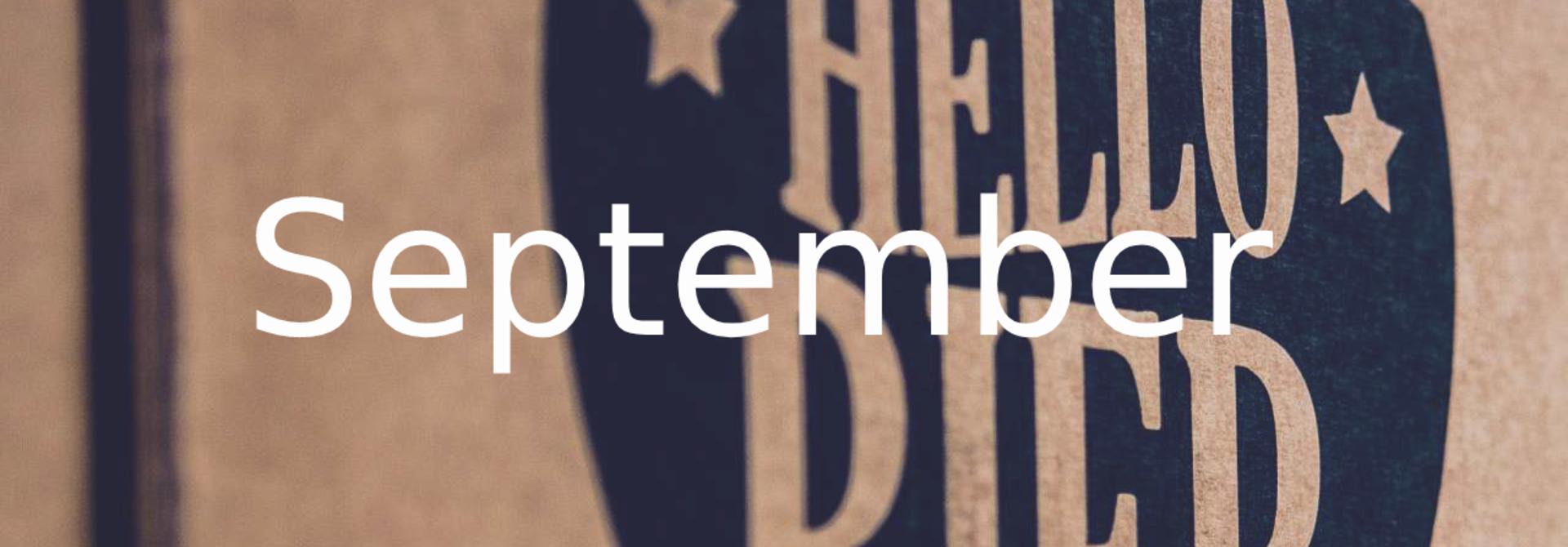 Speciaalbier – bierpakket september 2018