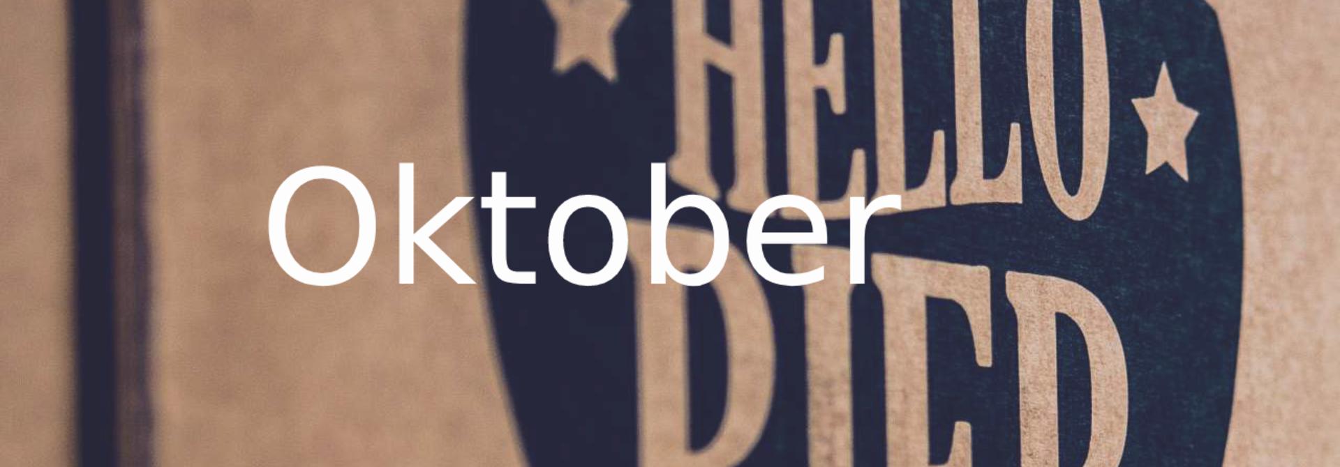 Speciaalbier – bierpakket oktober 2018