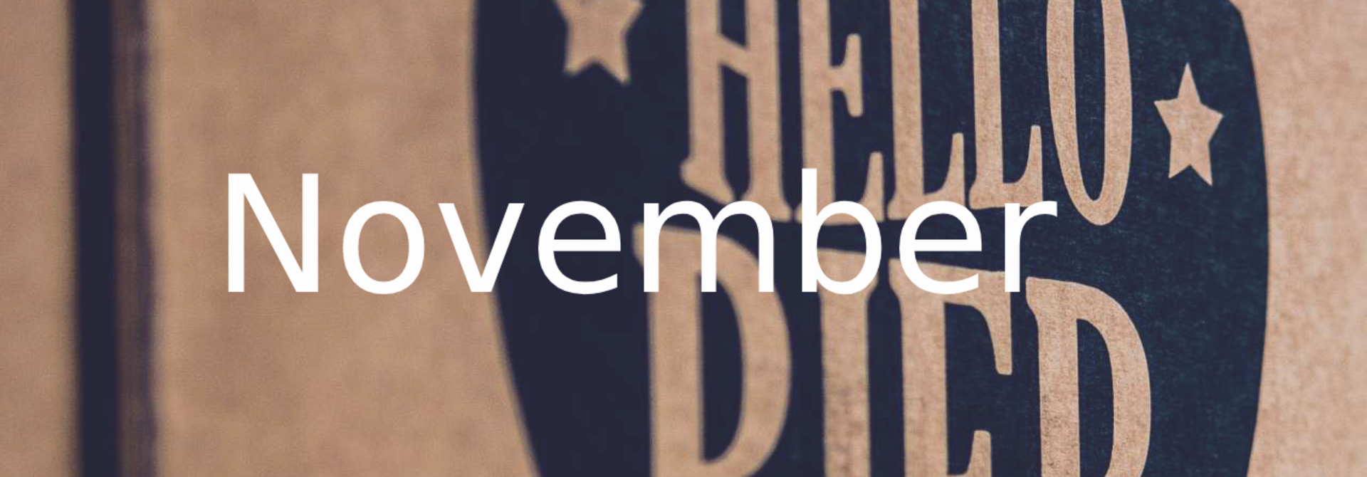 Speciaalbier – bierpakket november 2018