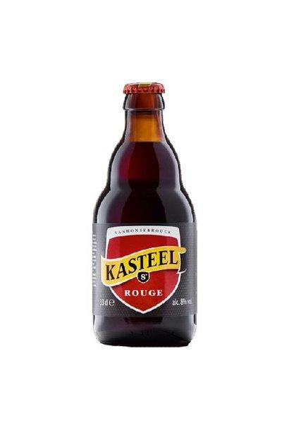 KASTEEL BIER ROUGE 33CL