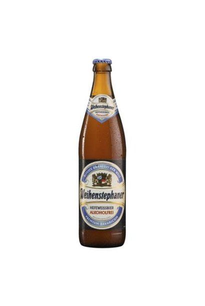 WEIHENSTEPHANER WEISSE ALKOHOLFREI 50CL