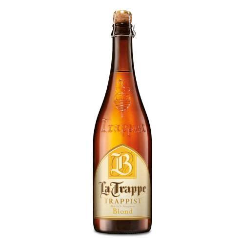 LA TRAPPE BLOND 75CL-1