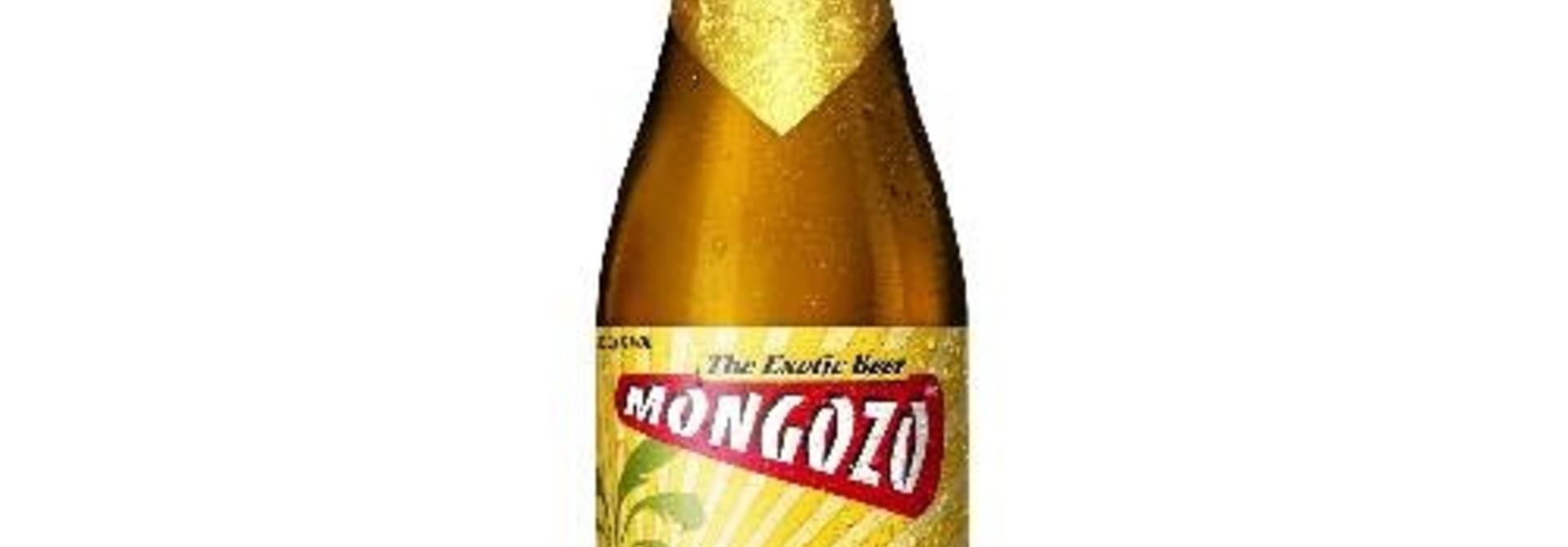 MONGOZO BANAAN 33CL BIO