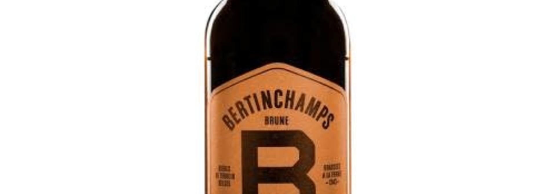 BERTINCHAMPS BRUNE 50CL