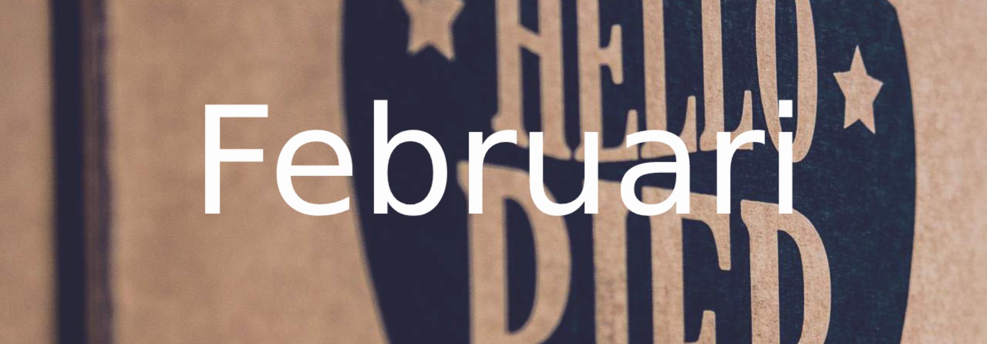 Speciaalbier – bierpakket februari 2019