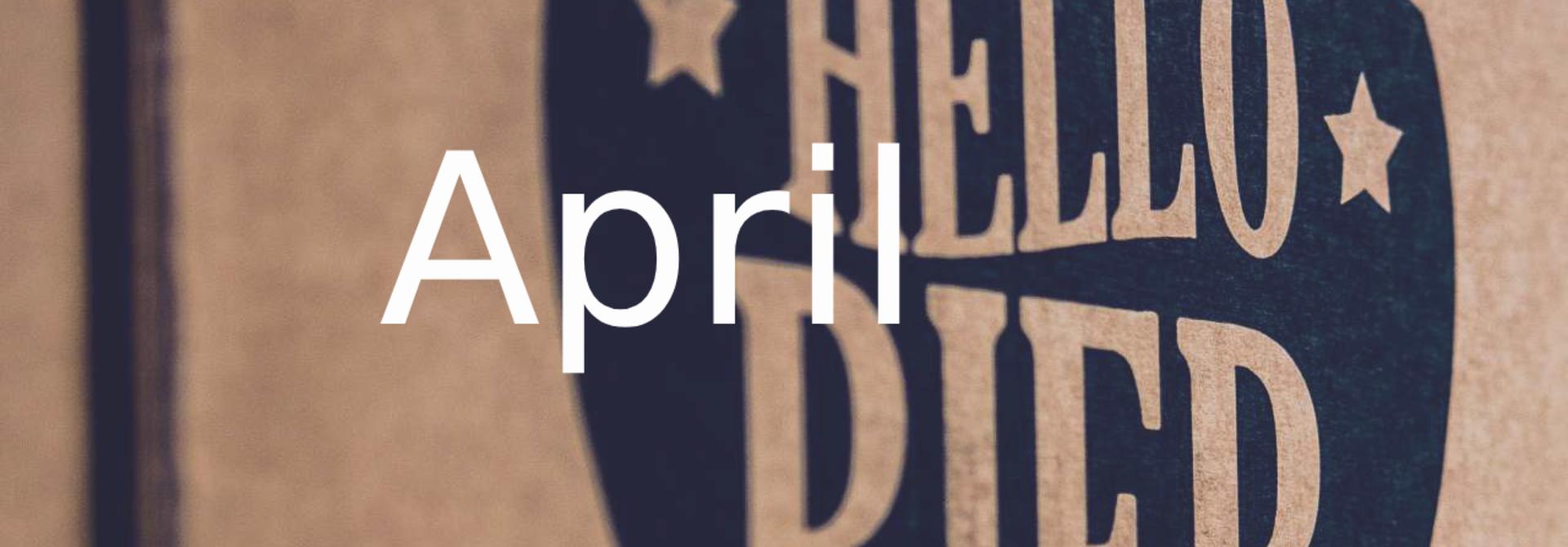 Speciaalbier – bierpakket april 2019