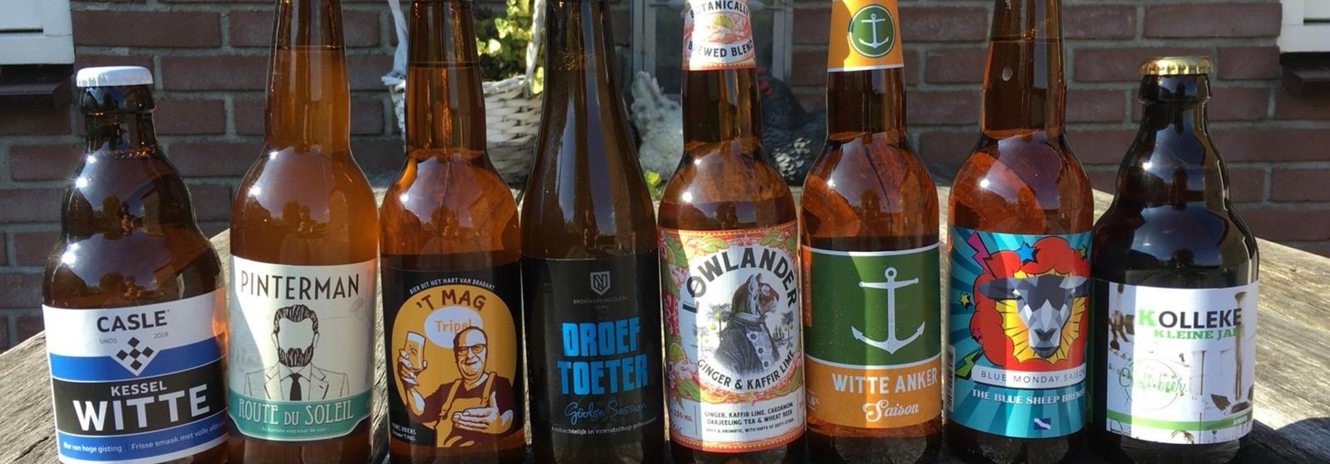 Speciaalbier – bierpakket mei 2019