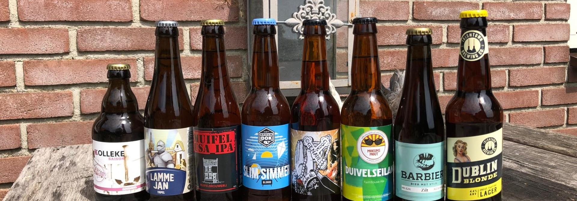 Speciaalbier – bierpakket juli 2019