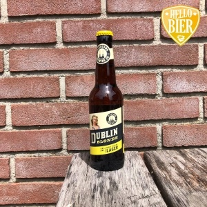 Dublin Blonde  Herkomst: Dublin, Ierland  Helder blond bier met de kleur van pils. Licht zurig in de mond en bitter door de toevoeging van gember. Dublin bond heeft een stalgeur waarbij de geur van stro overheerst. Een bier afkomstig van Irish Town Brewing. Ontstaan vanuit een idee in de pub om een bier te brouwen dat toegankelijk is om meer dan één te kunnen drinken. Blijkbaar is dat in Dublin wat lastiger te vinden. Het resultaat is deze Dublin Blonde. Waar de eerste batch nog kleinschalig was daar brouwen ze nu op grotere schaal omdat het bier goed ontvangen werd.  Alcoholpercentage: 4,4%