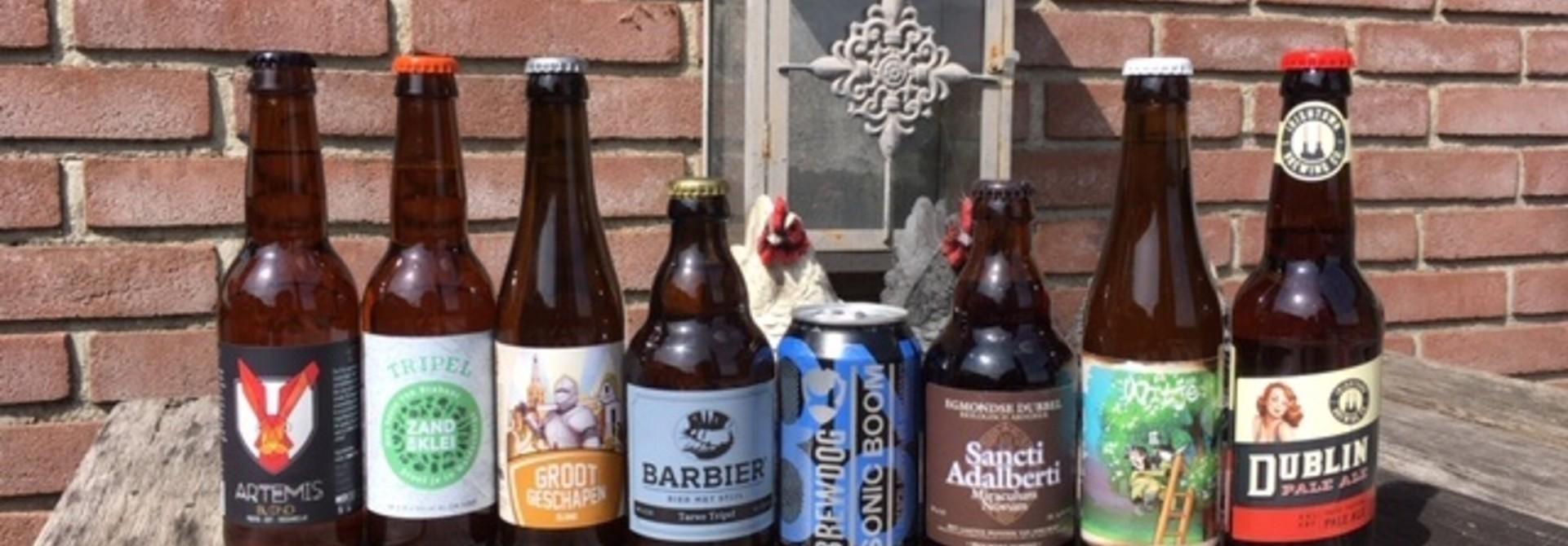 Speciaalbier – bierpakket augustus 2019