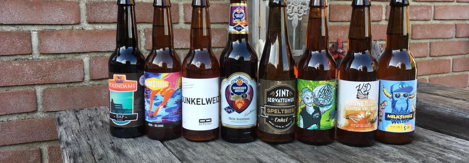 Speciaalbier – bierpakket september 2019