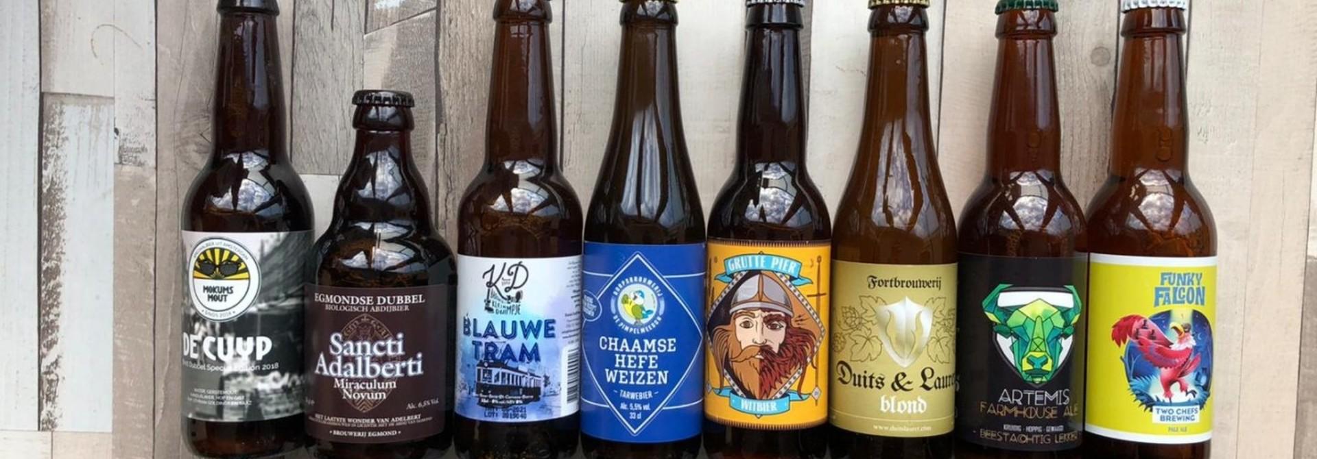 Speciaalbier – bierpakket oktober 2019