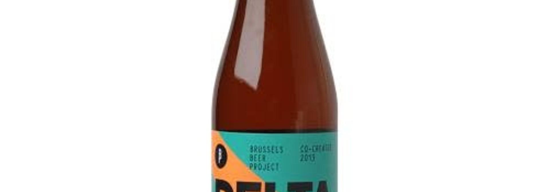 BRUS. BEER PROJECT DELTA 33CL