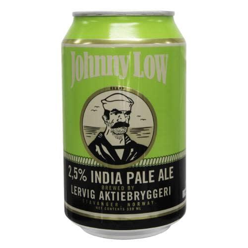 LERVIG - JOHNNY LOW 33CL-1