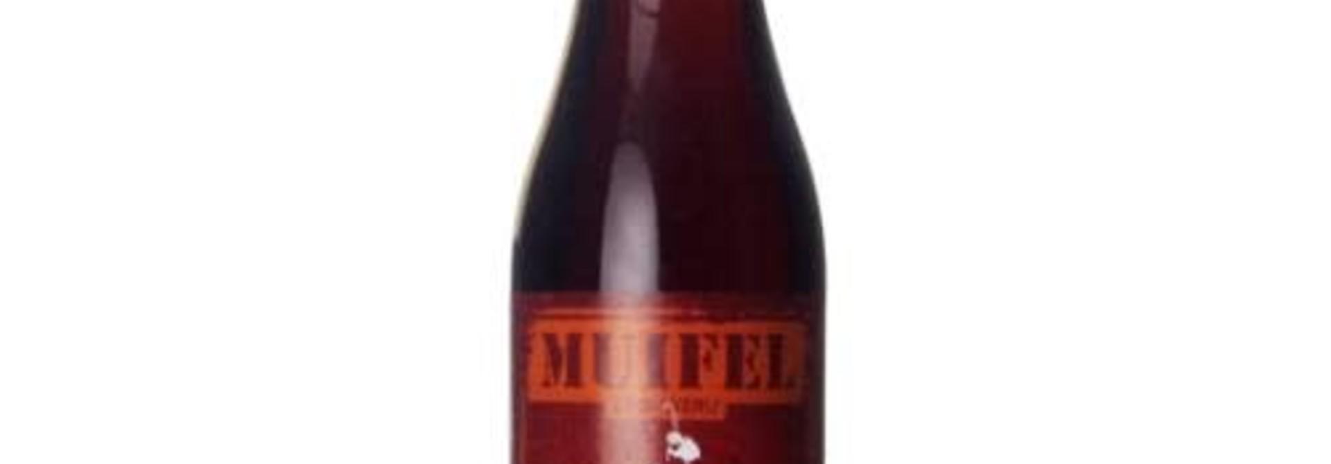 MUIFEL - 1357 DUBBEL 33CL