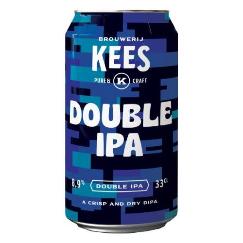 KEES - DOUBLE IPA 33CL BLIK-1