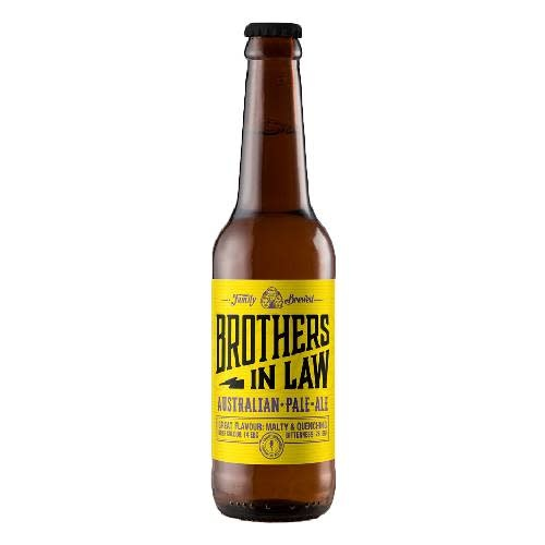 BROTHERS IN LAW AUSTRALIAN PALE ALE-1