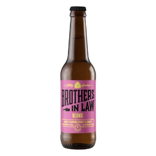 BROTHERS IN LAW BLOND 33CL-1