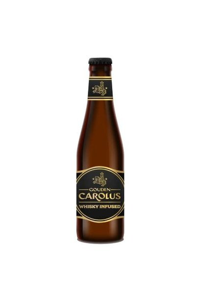 GOUDEN CAROLUS WHISKY INFUSED 33CL