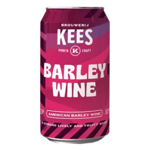 KEES BARLEYWINE 33CL BLIK-1