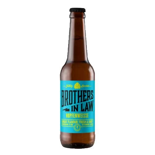 BROTHERS IN LAW HOPFENWEISSE 33CL-1