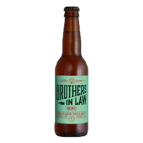 BROTHERS IN LAW TRIPEL 33CL-1