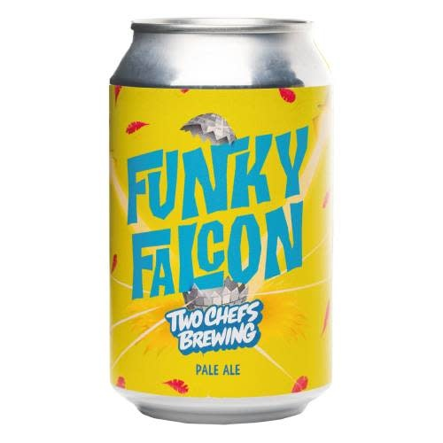 TWO CHEFS FUNKY FALCON 33CL-1