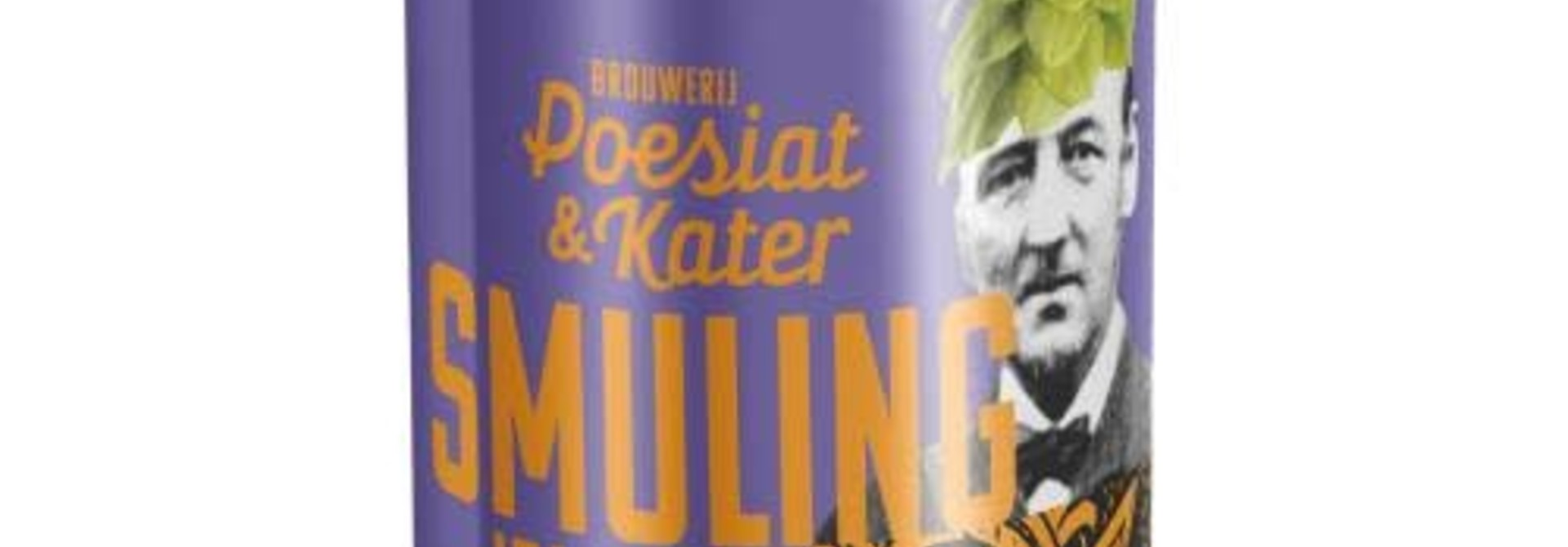 POESIAT KATER - SMULLING IPA  33CL