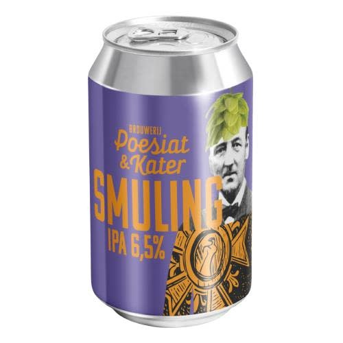 POESIAT KATER - SMULLING IPA  33CL-1