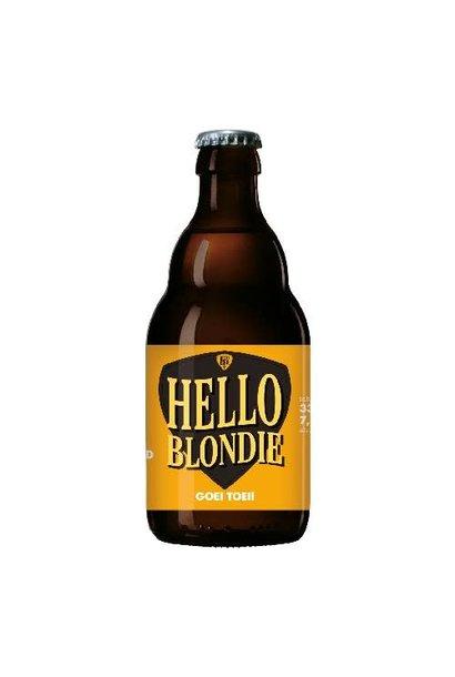 HELLO BLONDIE 33CL