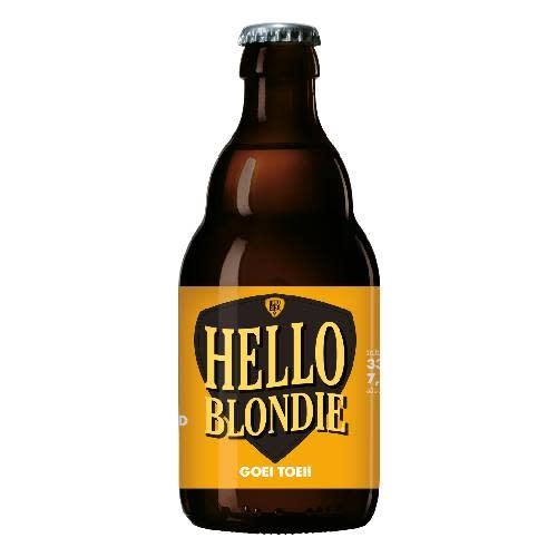HELLO BLONDIE 33CL-1