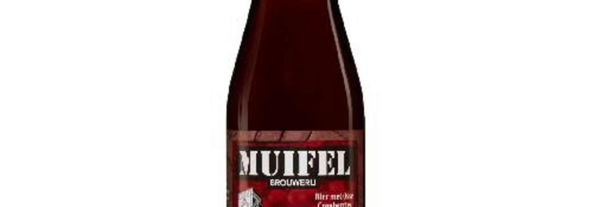 MUIFEL - MESSENTREKKER 33CL