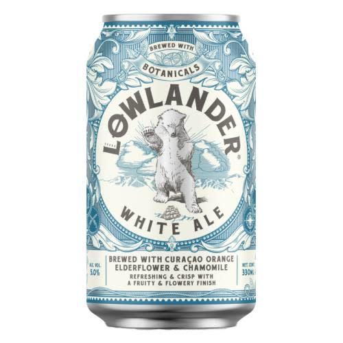 LOWLANDER WHITE ALE 33CL-1